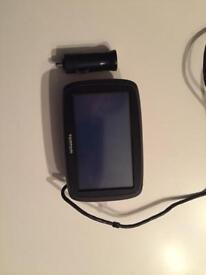 TomTom GO 40 GPS SATNAV with traffic updates via Phone
