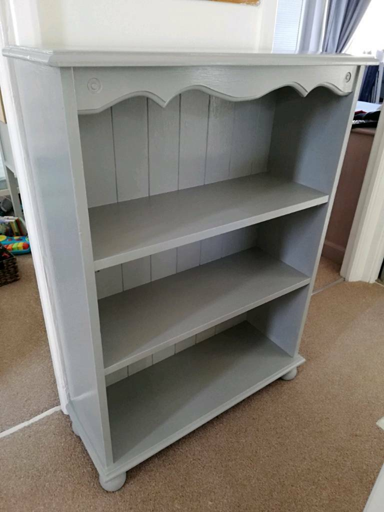 Upcycled Heavy Solid Pine Wood Bookcase In Ramsgate Kent Gumtree