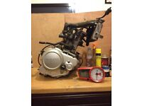 YAMAHA YZF R125 engine (2009-13
