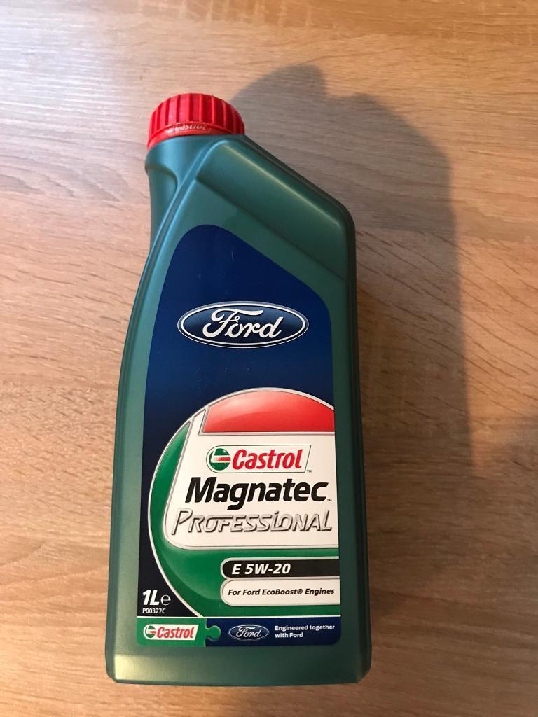 Ford Castrol Magnatec 5W-20 Oil 1litre