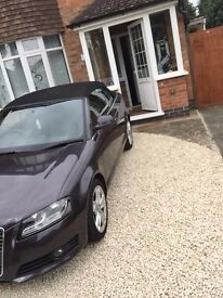 AUDI 1.9 TDI SPORT CONVERTIBLE - LADY OWNER