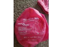 Pink Trespass 'Pack Away' Coat