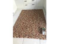 Candy bean rug