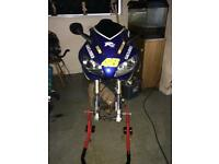 R1rossi replica rolling chassis complete bike
