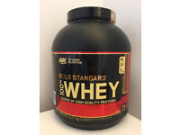 Optimum Nutrition Gold Standard Whey 5lb. BRAND NEW SEALED. Different flavours.