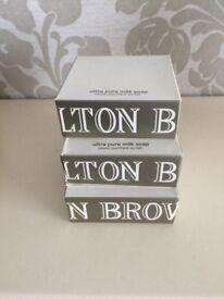 Molton Brown soaps