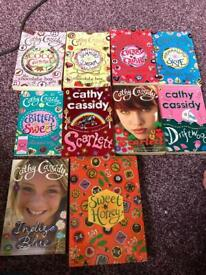 Cathy Cassidy books