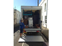 BOX MAN AND VAN (short notice)(removals)(clearance)