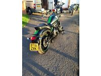 KAWASAKI EN 650 VULCAN 16 REG DAMAGED REPAIRABLE