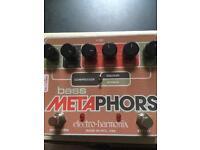 EHX Bass Metaphors pedal