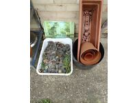 DECORATIVE GARDEN SLATE CHIPPINGS FREE FOR COLLECTION