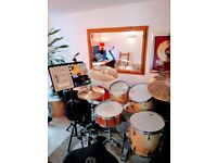 Drum Tuition Drumming Lessons - Professional Drummer #fun