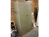 Metal Lockable Tools/Office Cabinet (Leabank)