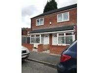 3 Bed New Build Large Terraced House TO LET Ashley St Bilston WV14 7NW