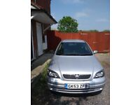 Vauxhall Astra Spares Or Repair £350 ONO