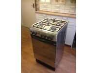 Indesit gas oven and hob