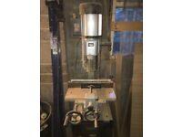 Draper mortice machine