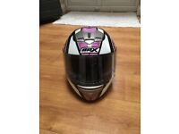 Motorcycle helmet box 360 concepts