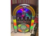 Brand New Singing Machine SML645BT Jukebox Bluetooth Karaoke Machine