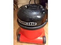 Numatic vacuum cleaner base