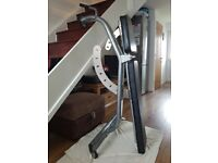 Heavy duty multi adjustable weight bench