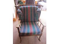 Sofa and matching Rocking Chair