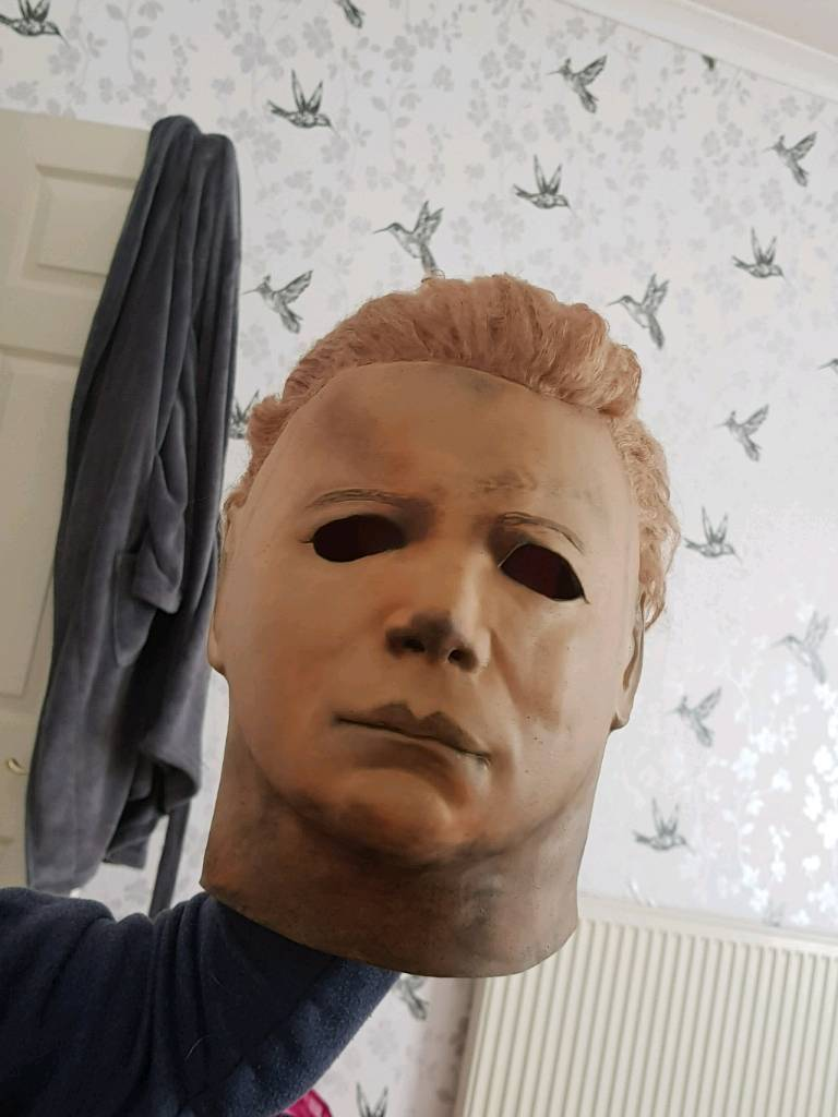 Michael Myers mask from Halloween 2 | in Oldham, Manchester | Gumtree