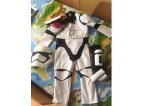 Disney Store Storm Trooper costume (age 4)