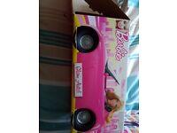 Barbie car