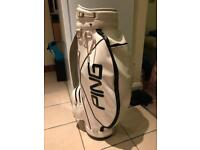 Ping tour bag in excellent condition