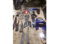 Piaggio skipper st 125 cc joblot parts available