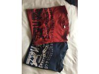 2 x Levi Strauss Mens T Shirts Size XXL