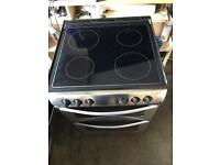 New world ceramic halogen electric cooker 60cm
