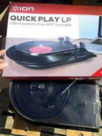 USB quick play LP