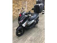 2016 nmax 125cc only 7.000 miles
