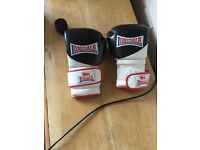 Lonsdale 18oz boxing gloves hardly used