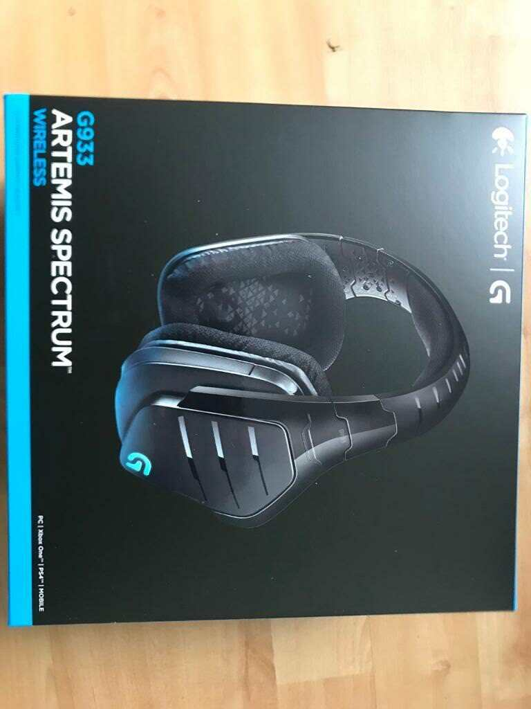 Logitech G933 Wireless gaming headset PC/XboxOne/PS4 | in Lisburn, County  Antrim | Gumtree