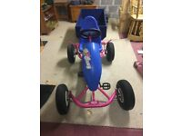 Berg roxy pedal go kart