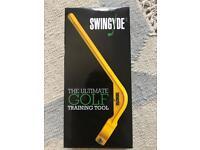 Swingyde golf training aid