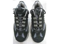 Pair of TenTex Crane Hiking Boots and Pair of CAT Trainers - £8.00 each or both pairs for £15.00