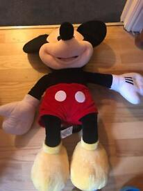 OFFICIAL DISNEY SHOP MICKY MOUSE