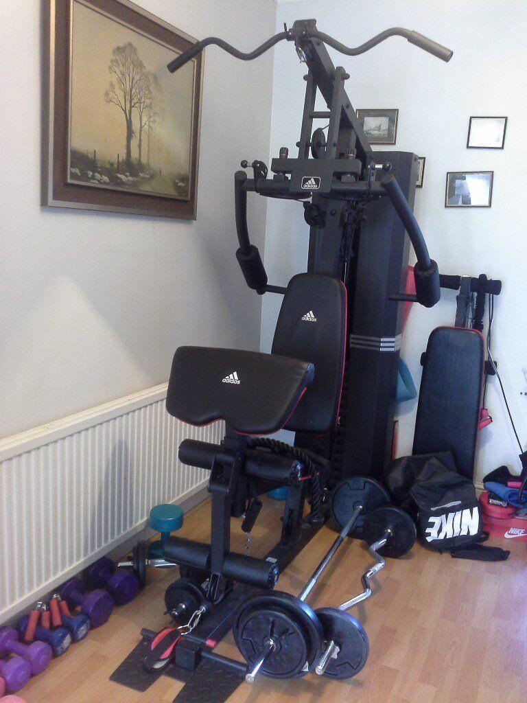 Adidas home multi gym in southampton hampshire gumtree