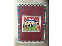 Play The Game (1970s Original) over 40 Board Games in a book
