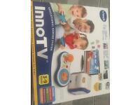 InnoTV Child's Vtech Learning &a Game Console