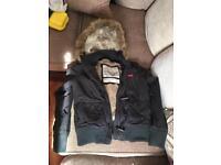 Superdry jacket/coat (large)