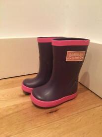 Toddler Girls JoJo Maman wellies