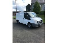 2007 transit swb 85/t280 psv Oct good driver clean underneath cheap trade in to clear