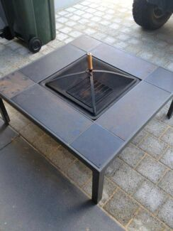 Fire pit table + chairs Ellenbrook Swan Area Preview