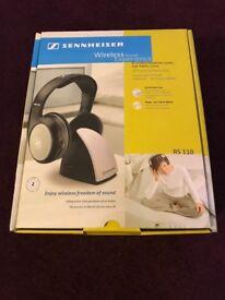 Sennheiser Wireless Sound Experience RS110 On-Ear Headphones