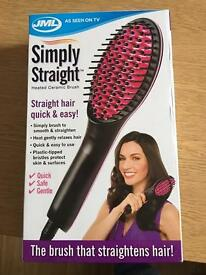JML simply straight brush